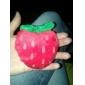 fita métrica de morango em forma retrátil