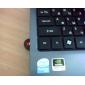 Usb wifi adapter drahtlose netzwerkkarte 5dbi 2,4 ghz / 5 ghz dual band 802.11ac drahtlose karte