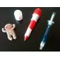 Шариковая ручка, в форме шприцов (разные цвета)