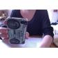 Etui de Protection Rigide en ABS pour iPhone 4/4S - Radio Cassette