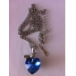 Eruner®Heart Shaped Crystal Necklace