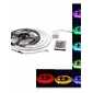Z®ZDM LED Strip Light Waterproof Outdoor 5M with 24-Button Remote Controller Set