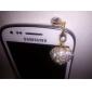 Entrada de Fones Anti Pó para iPad e iPhone - Coração (Várias Cores)