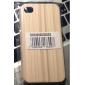 아이폰 4와 4S (여러 색)의 나무 곡물 스타일 보호 케이스