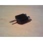áudio de 3,5 mm de áudio macho para 2 x adaptador RCA fêmea