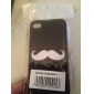 Etui Rigide Motif Moustache pour iPhone 4/4S