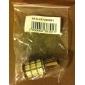 1156 6w 27x5050 SMD белая лампочка для автомобиля тормозной лампы (DC 12V)
