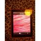 caso cor sólida de proteção compatível com Smart Cover original para ipad 3