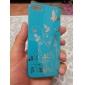 бабочки и цветочным узором жесткий футляр для iphone 5/5s (разных цветов)