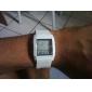 numérique + analogique double-mens de temps pour montres de poignet avec affichage jour de semaine - blanc (2 * cr1120)