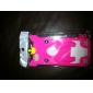 3D Design Cute Pig Pattern Soft Case for iPhone 5/5S (Assorted Colors)