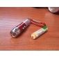 Chaveiros com Lanterna Lasers Laser Lumens 2 Modo - para Campismo / Escursão / Espeleologismo Prata Amarelo Vermelho Verde Azul
