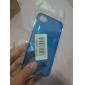 Etui Rigide Ultra Fin pour iPhone 4/4S - Couleurs Assorties