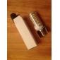 E14 SMD 3528 96led 250 300lm 4 4.5w 따뜻한 화이트 2800-3300k 옥수수 전구 (220-240V)