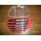 5 peças conjunto de parafusos quebrados parafusos prisioneiros pipe ferramenta de extratores