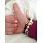 Femme Bracelets de rive Gemme Alliage Bijoux Pour Sports