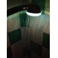 Душевая лейка с LED подсветкой, около 8 см, хромированный пластик