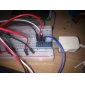 (Para arduino) adaptador nunchuck wii compatível (módulo wiichuck blindagem)