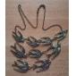 Women's Vintage Necklaces Statement Necklaces Bird Alloy Animal Design Adjustable European Costume Jewelry Fashion Jewelry For Party Daily
