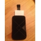 Protective PU Leather Case for iPhone 4, 4S, 3G, 3GS
