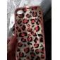 아이폰4/4S용 폴리카보네이트 뒷면 보호 범퍼케이스 (하트패턴)