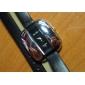 Women's PU Leather Band Style Analog Quartz Bracelet Watch (Assorted Colors)