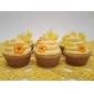 bricolage de cuisson en silicone gâteau / muffins / Cupcake / savon tasses moules (15-pack)
