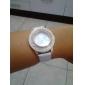 Women's Stylish PU Leather Analog Quartz Wrist Watch (White) Cool Watches Unique Watches