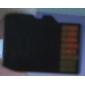 cartão de memória flash de 4 kingston 8gb classe microSDHC com adaptador SD