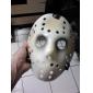 Masque Epais pour Halloween - Blanc