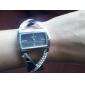 Mulheres Relógio de Moda Quartzo imitação de diamante Strass PU Banda Brilhante Elegantes Preta