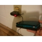 닌텐도 DS 라이트, DSI, DSI XL 및 3DS (EU, 5V, 500mA, 검정)를위한 보편적 인 교류 전원 전원 어댑터