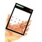 Calculadora Transparente Touch Pad Energia Solar