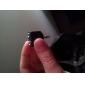 이중 여성 오디오 분할 어댑터 3.5mm 남성