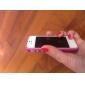 Capa Pára-Choques com Botões de Metal para iPhone 4 e 4S