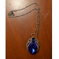 Double Water-drop Necklace