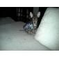 Кошка Собака Футболка Одежда для собак Праздник Мода Цветочные / ботанический Желтый Синий Радужный Костюм Для домашних животных