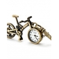 Unisex Alloy Analog Quartz Keychain Watch with Bicycle (Bronze) Cool Watches Unique Watches