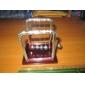 Mini desktop newton's berço clássico newtons berço equilíbrio bolas ciência psicologia quebra-cabeça brinquedo mesa