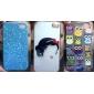 Case Dura para iPhone 4 e 4S - Coruja Fofa