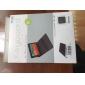 삼성 갤럭시탭 10.1 P5100용 블루투스 3.0 QWERTY 키보드와 케이스