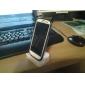 삼성 갤럭시 & 기타 휴대폰용 데스크톱 충전기가있는 거치대 (여러색상)