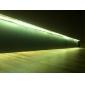 3.5W étanches / 3528 M SMD LED lumière blanche chaude bande de lampe (220 V, sélectionnable Longueur)