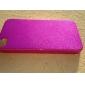 gouttes d'eau style étui de protection arrière en plastique pour 4 iphone - violet