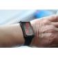 큰 디지털 LED 손목 시계 (여러 색)과 남여 실리콘