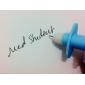 caneta gel tubo de agulha (cor aleatória)