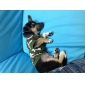 Dog Shirt / T-Shirt Dog Clothes Fashion Camouflage Green Costume For Pets