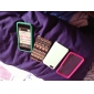 For iPhone 5 Case Transparent Case Back Cover Case Solid Color Hard PC iPhone SE/5s/5