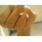 z&x® style punk millésime rivet argent flèches anneau