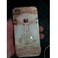 Case Modèle Hard Man pour iPhone 4/4S